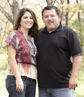 Ramiro & Maria Cisneroz