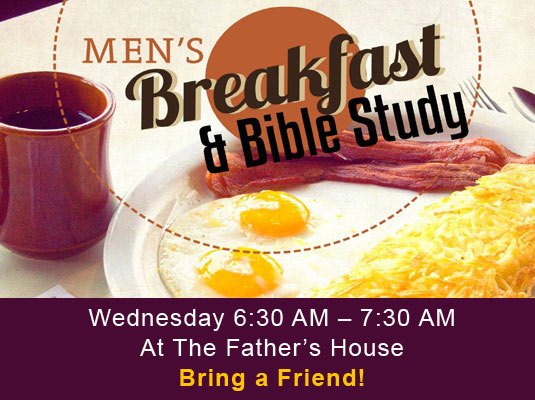 Mens Breakfast and Bible St