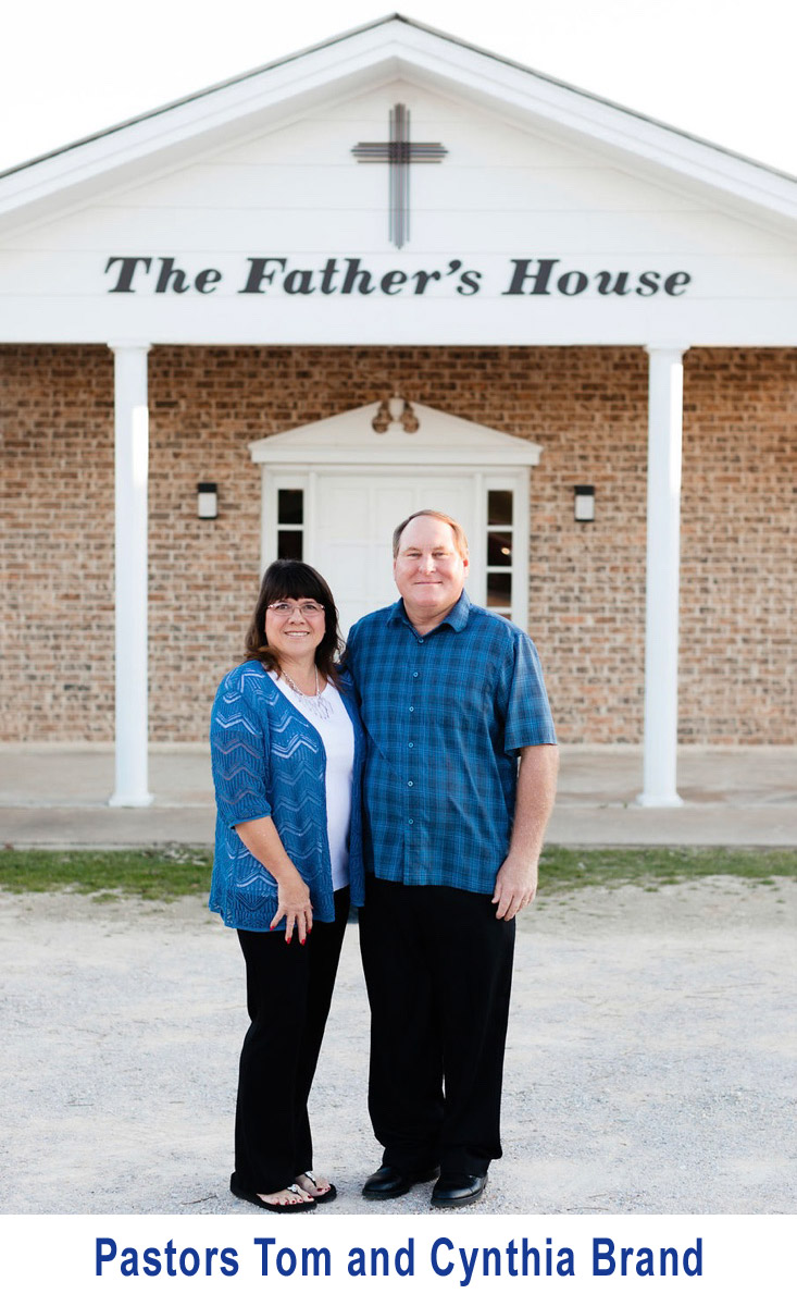 Pastors Tom and Cynthia Brand